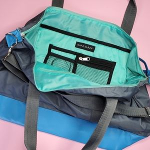Rare earth travel gym bag